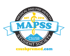 Medical & Pre-Health Student Society logo
