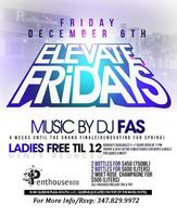 Elevate Friday's @ Penthouse808 Rooftop - 347.829.9972