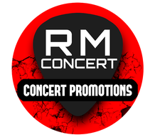 RM Concert Promotions logo