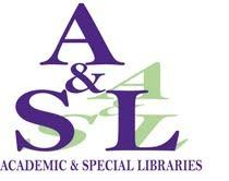 Academic & Special Libraries Section of the LAI logo