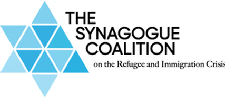 Synagogue Coalition on the Refugee and Immigration Crisis logo