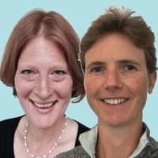 Carolyne Crowe & Penny Barker logo