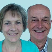 Christine Magrath & Geoff Little logo