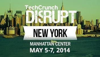 TechCrunch Disrupt NY 2014