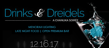 Drinks & Dreidels - A Chanukah Soiree