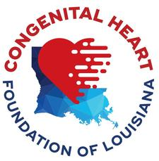 Congenital Heart Foundation of Louisiana logo