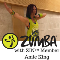 Thursday - 6.10 pm - 7.10 pm - Zumba® with Amie -...