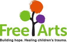 Corporate Volunteer Opportunities with Free Arts logo