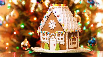 Kids Class: Gingerbread Houses