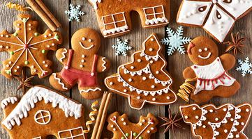 Kids Class: Christmas Cookie Decorating