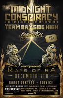 MIDNIGHT CONSPIRACY : TEAM BAYSIDE HIGH : REGULATORS :