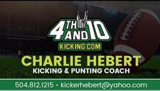Charlie Hebert logo