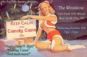 NY: Holiday Party 12.18.13 @ The Winslow
