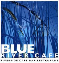 The Blue River Café logo
