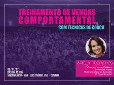 Coach Ariela Rodrigues logo