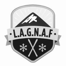 Arik Colbath - Lagnaf Adventures logo