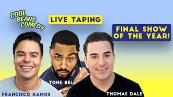 FREE Live Taping - Tone Bell, Francisco Ramos - Cool...