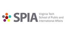 VT School of Public and International Affairs logo