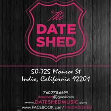 Date Shed logo