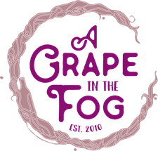 A Grape in the Fog logo