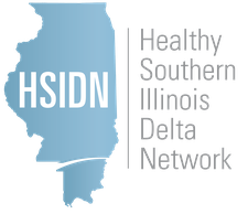 Healthy Southern Illinois Delta Network logo