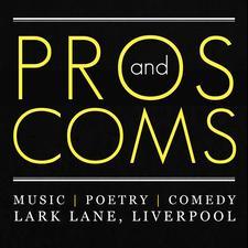 Pros and Coms logo