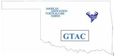 AACN GTAC (Greater Tulsa Area Chapter) www.aacntulsa.com logo
