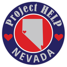 Project HELP Nevada logo