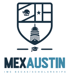 Consulate General of Mexico in Austin & College Hub @ Foundation Communities logo