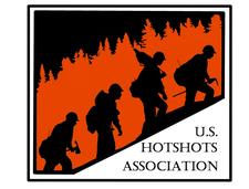 U.S. Hotshots Association  logo