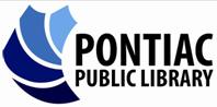 Pontiac Public Library logo