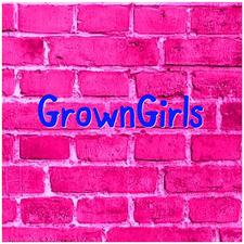 GrownGirls logo
