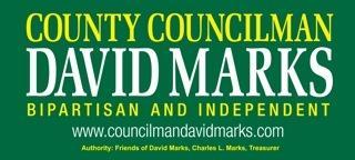 Greene Turtle with Councilman David Marks