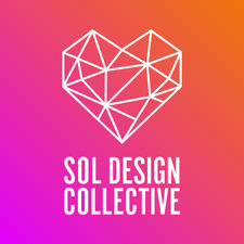 Jan Burgess @ SOL Design Collective logo