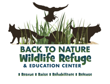 Back to Nature Wildlife Refuge, Orlando FL logo