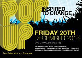 Pop Up Shop Celebration and Showcase