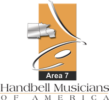 Handbell Musicians of America - Area 7  logo