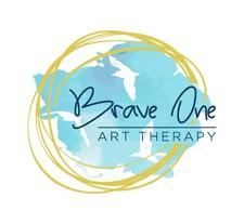 Brave One Art Therapy logo