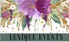Lenique Events  logo