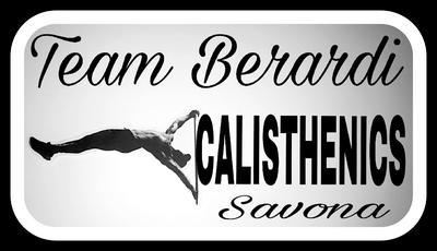 Team Berardi Calisthenics Savona  logo