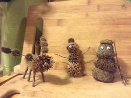 Natural Ornament Making Workshop