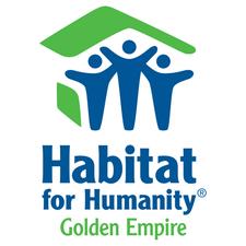 Habitat for Humanity Golden Empire  logo