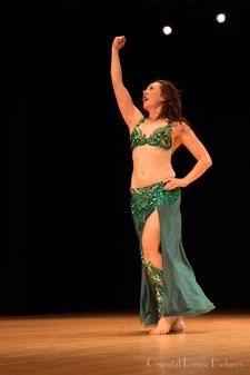Siobhan - Belly Dance logo