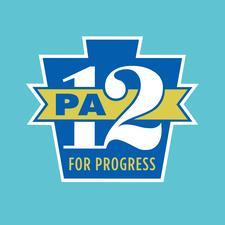 PA12 for Progress logo