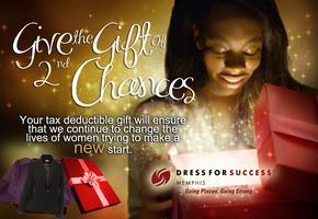 Online Giving  - Give the Gift of Second Chances