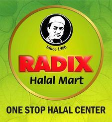 Radix Halal Mart Tangerang logo