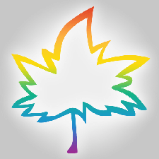Calgary Pride logo