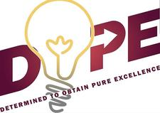 D.O.P.E. (Determined to Obtain Pure Excellence) Youth Program logo