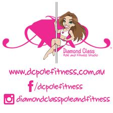 Diamond Class Pole and Fitness Studio logo