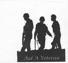Aid A Veteran logo